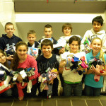 NJ school sock drive